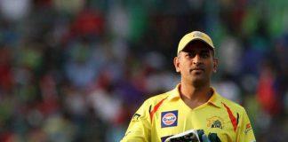 What made an emotional Dhoni choke? Watch video - InsideSport