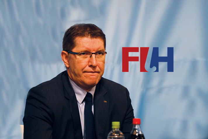 Thierry Weil named as FIH Chief Executive Officer - InsideSport.co