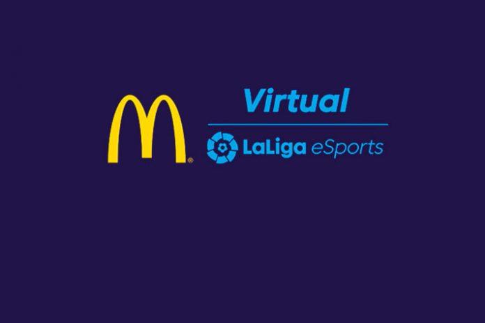 mcdonald's virtual laliga esports tournament,EA Sports FIFA 18 Global Series,FIFA eWorld Cup 2018,laliga esports,laliga sponsorships