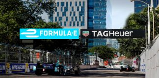 TAG Heuer to continue keeping time for Formula E - InsideSport