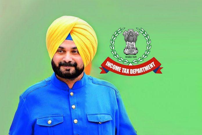 Income Tax Department seizes Navjot Singh Sidhu's bank accounts: Report