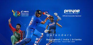 Prayag associate sponsor of Nidahas Trophy 2018 - InsideSport