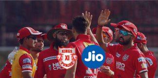 kings xi punjab,reliance jio,indian premier league,vivo ipl 2018,ipl 2018