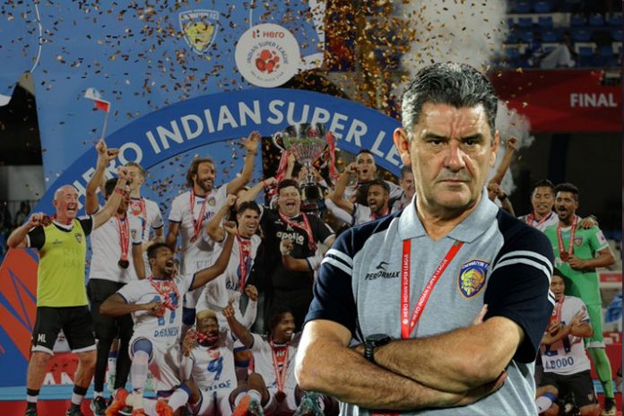 ISL 4: Chennaiyin FC extends contract with coach Gregory after ISL triumph - InsideSport