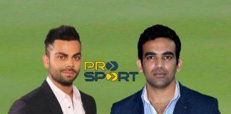 ProSportFitness: Virat Kohli, Zaheer Khan collaborate to train promising athletes - InsideSport