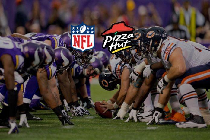 Pizza Hut NFL's official pizza partner now - InsideSport