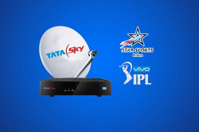 star sports,tata sky offer,airtel digital tv,indian premier league,ipl 2018