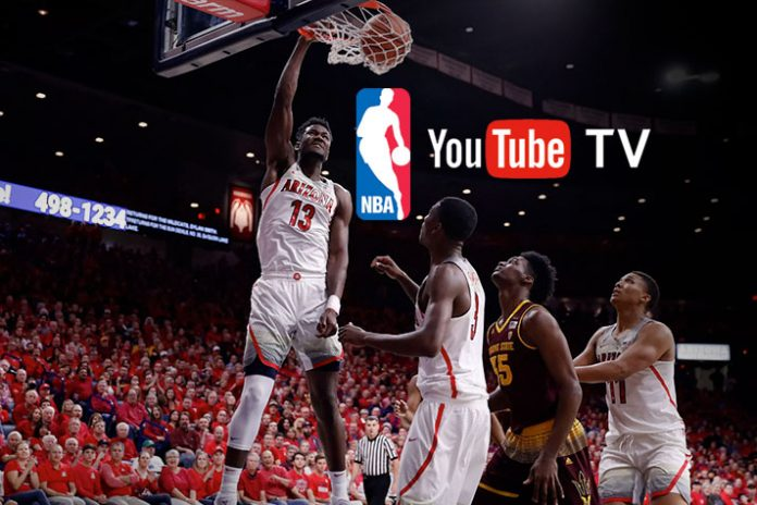 Youtube TV bags presenting sponsorship rights for NBA finals - InsideSport