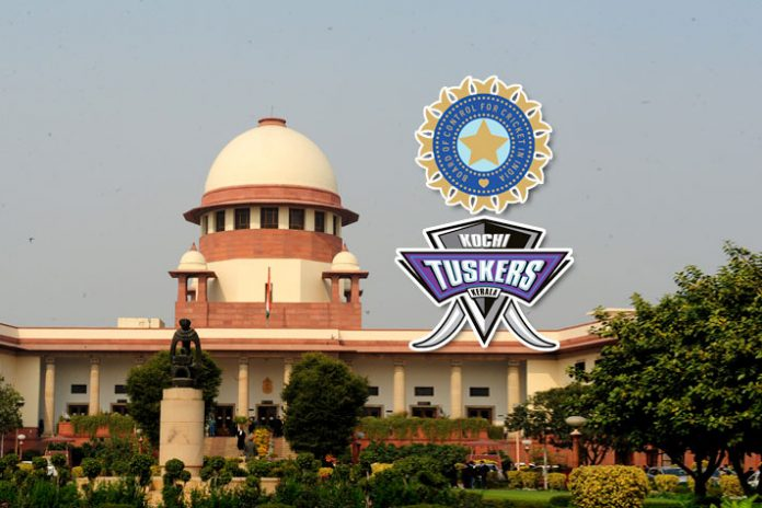 """IPL 2018: SC orders pay out; Kochi Tuskers to """"negotiate reinstatement"""" - InsideSport"""