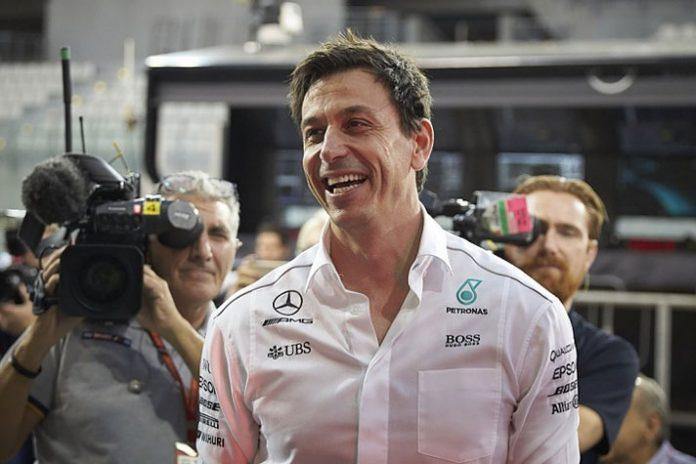 Toto Wolff, Team Principal and Head of Motorsport, Mercedes AMG Petronas F1 Team - InsideSport
