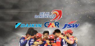 IPL 2018: Delhi Daredevils' 9 brand associates include team owners GMR, JSW - InsideSport