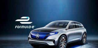 Mercedes to promote its electric car brand Mercedes-Benz 'Concept EQ' with ABB FIA Formula E Championship - InsideSport