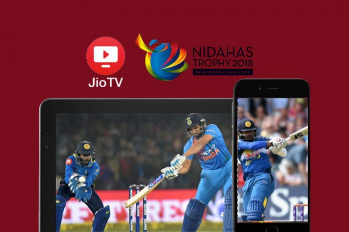 Nidahas Trophy 2018: JioTV presents Nidahas Trophy tri-series live in India - InsideSport