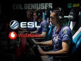 162cb039aa56 ESL announces international esports partnership with Vodafone