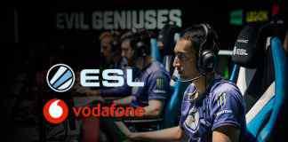 ESL announces international esports partnership with Vodafone - InsideSport
