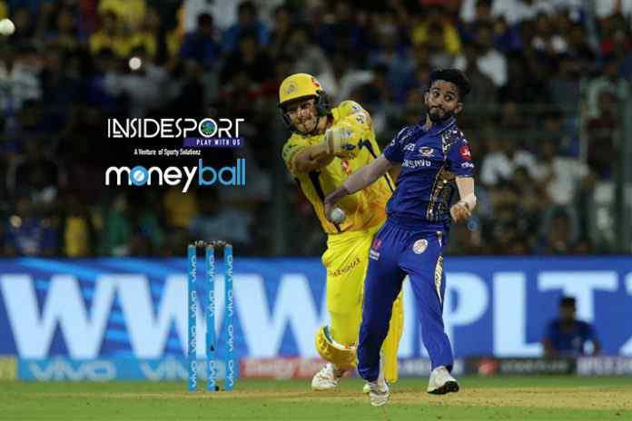 MONEYBALL IPL IMPACT INDEX: Shane Watson tops the table - InsideSport