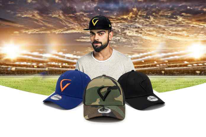 New Era Launches Virat Kohli S Exclusive Signature Headwear
