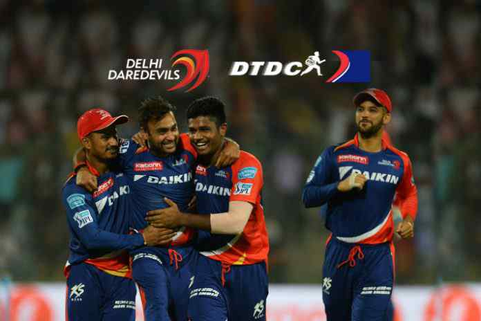 Delhi Daredevils announce DTDC as official logistics partner for IPL 2018 - InsideSport