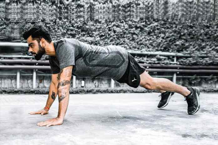 Puma and the VIRAT Kohli #1MILLIONPUSHUPS challenge - InsideSport
