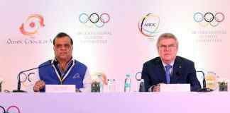 indian shooters,narinder dhruv batra,commonwealth games,indian olympic association,birmingham 2022