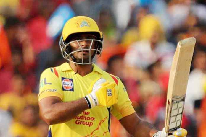 chennai super kings,indian premier league,ipl 2018,vivo ipl 2018,ambati rayudu