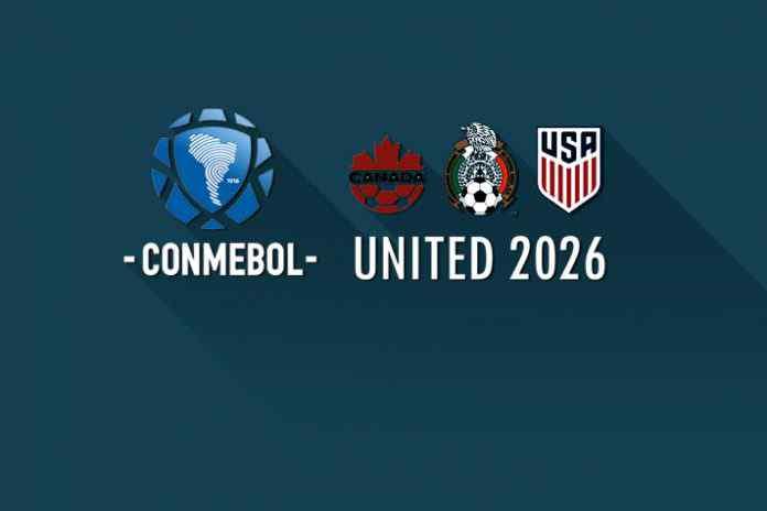 Conmebol backs United Bid for 2026 FIFA World Cup - InsideSport