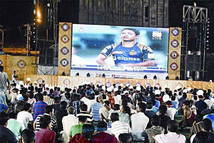 BCCI announces bigger and better fan parks for IPL - InsideSport