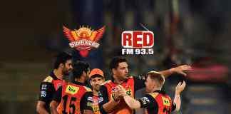 red fm 93.5,sunrisers hyderabad,ultra tech cement,indian premier league,ipl 2018
