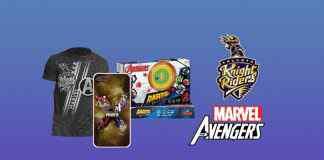 Marvel's Avengers team up with Kolkata Knight Riders for IPL 2018 - InsideSport