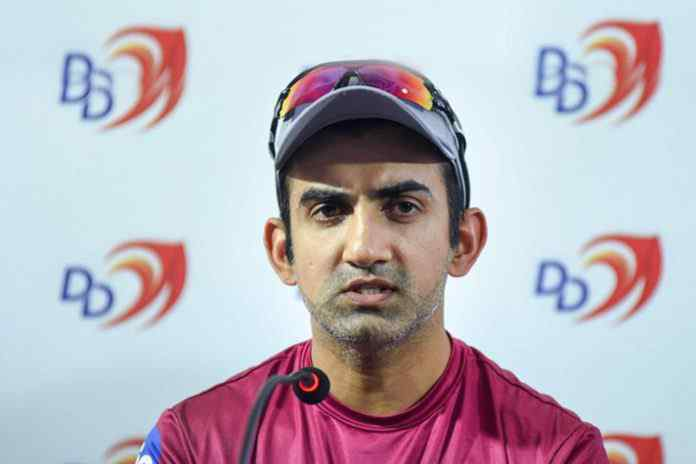 Gautam Gambhir crumbles under pressure, to play for Delhi Daredevils for free - InsideSport
