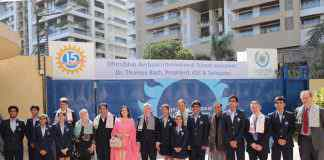 Thomas Bach visits Reliance Foundation-owned school during India Tour - InsideSport