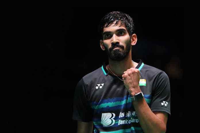 Srikanth Kidambi poised for BWF No. 1 ranking - InsideSport