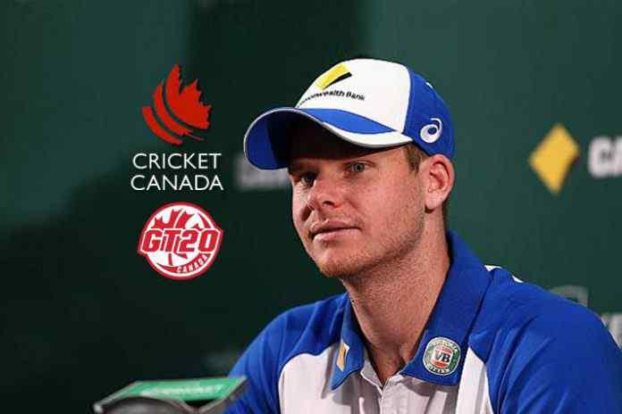 cricket west indies Dwayne Bravo,cricket canada,global t20 canada,global t20 canada league,steve smith Cricket Australia
