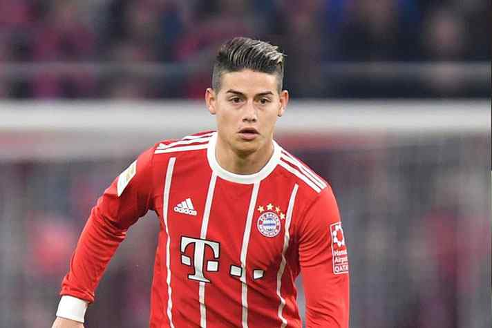 Bayern Munich Star James Rodriguez To Launch His Cryptocurrency Jr10 Token Insidesport