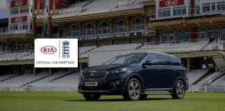 Kia Motors announced as official car partner of England and Wales Cricket Board (ECB) - InsideSport