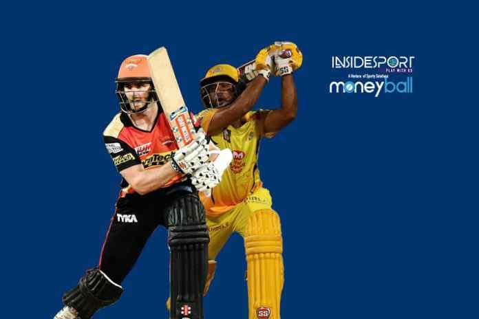 IPL MONEYBALL: Williamson, Rayudu giving best ROIs for IPL 2018 - InsideSport