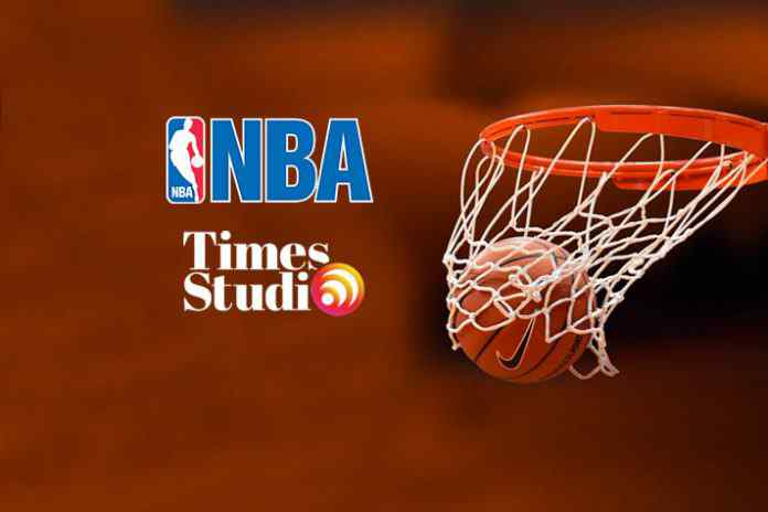 NBA, Times Studio join hands to promote basketball - InsideSport