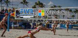 Microsoft boost for international volleyball federation (FIVB) - InsideSport