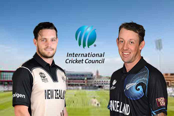 Luke Ronchi, Mitchell McClenaghan complete ICC World XI squad for the charity match against West Indies - InsideSport