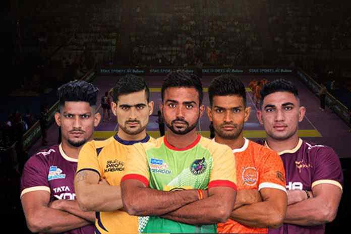 vivo pro kabaddi,pro kabaddi league,pkl season 6,pkl highest earners,pkl auctions