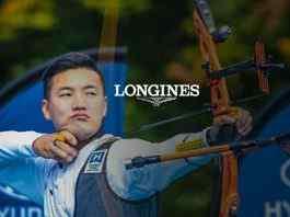 07ee035a6483 World Archery hits bulls eye