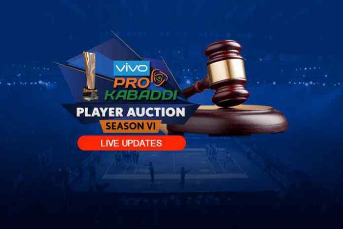 pkl player auctions,vivo pro kabaddi auctions,pkl season 6 player auctions,pkl auctions Season VI,vivo pro kabaddi