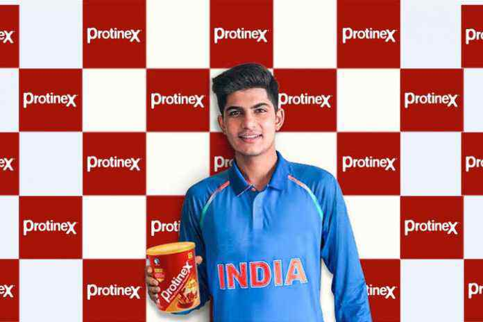 u-19 indian cricket team,prithvi shaw Indian Cricket,shubhman gill protinex,shubman gill,protinex brand ambassadors