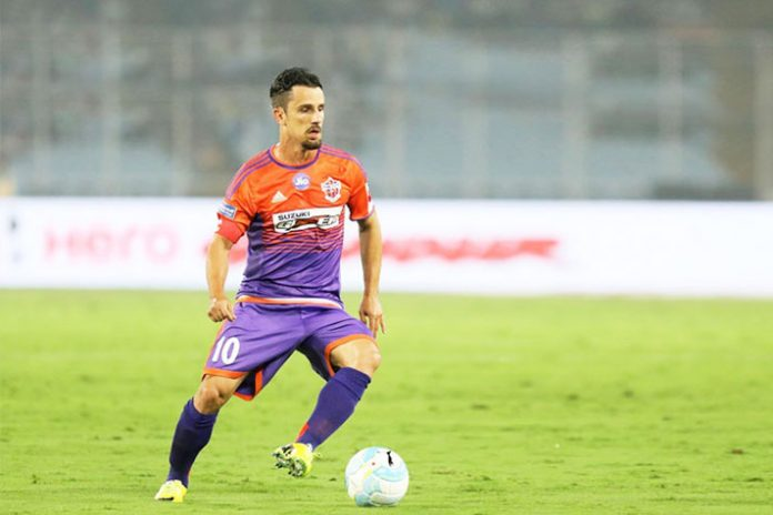 Marcelinho - FC Pune City - InsideSport
