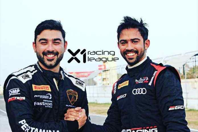 Armaan Ebrahim and Aditya Patel, International car racers and founder of X1 Racing League - InsideSport