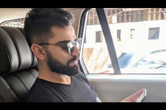 Uber India rolls 'Badhte Chalein' brand campaign with Virat Kohli - InsideSport