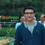 StayHappi Pharmacy brand ambassador Sourav Ganguly - InsideSport