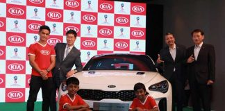 FIFA World Cup 2018: Kia Motors announces India's official match ball carriers - InsideSport