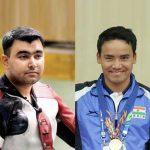 Gagan Narang (left) and Jitu Rai (right) - Insidesport