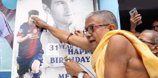 Lionel Messi's 31st birthday - InsideSport